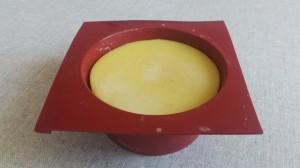 Балсамът във формичка за мъфин