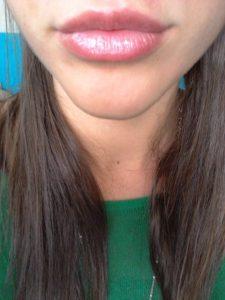 Цветен балсам за устни